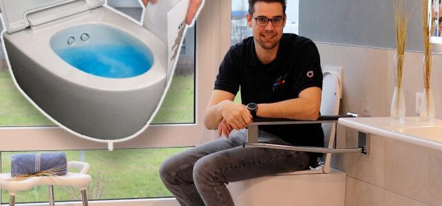 Pflegeleichte und zukunftsweisende WC-Anlagen